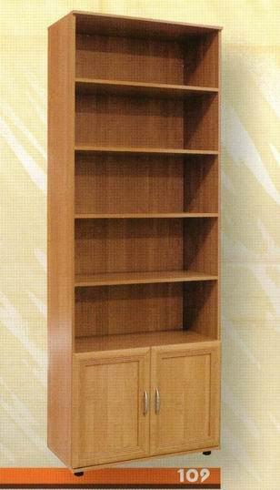 Шкаф для книг фото